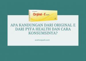 Original e
