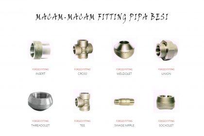 fitting pipa besi