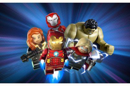 Mainan Lego